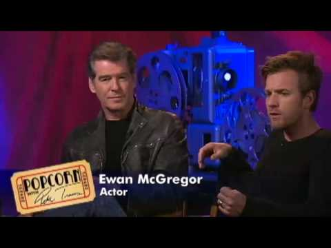 Pierce Brosnan on Being Booted from Bond