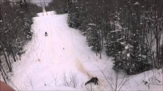pole line hill troubles IQr mod, Summit 800 PTEK, RMK 800 - 2/23/13
