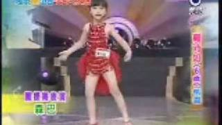 兒童界的小劉真 國標一級棒 唱歌好甜喔