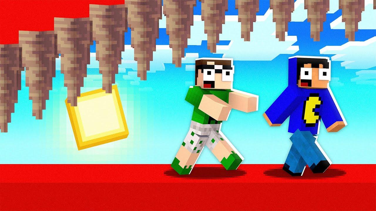 CORRIDA da MORTE no Minecraft! Quem irá vencer?! 🏁☠️