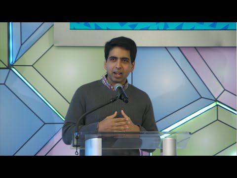 Sal Khan at ED Sessions — FULL VERSION