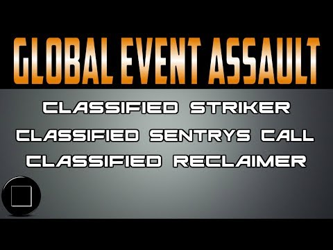 The Division - Global Event Assault