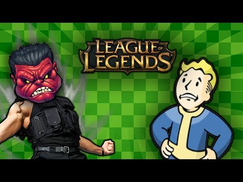 Pure League of Legends Anger! :|: LOL Funny Moments