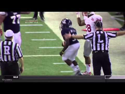 Rice RB Jayson Carter Gets First Carry