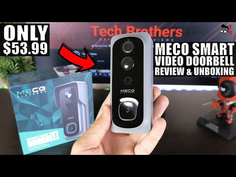 MECO Smart Video Doorbell
