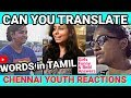 "Can You translate these Words in Tamil"" - Chennai on Adult Questions 