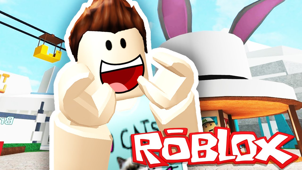 Roblox Adventures Bunny Island Theme Park Super Fun