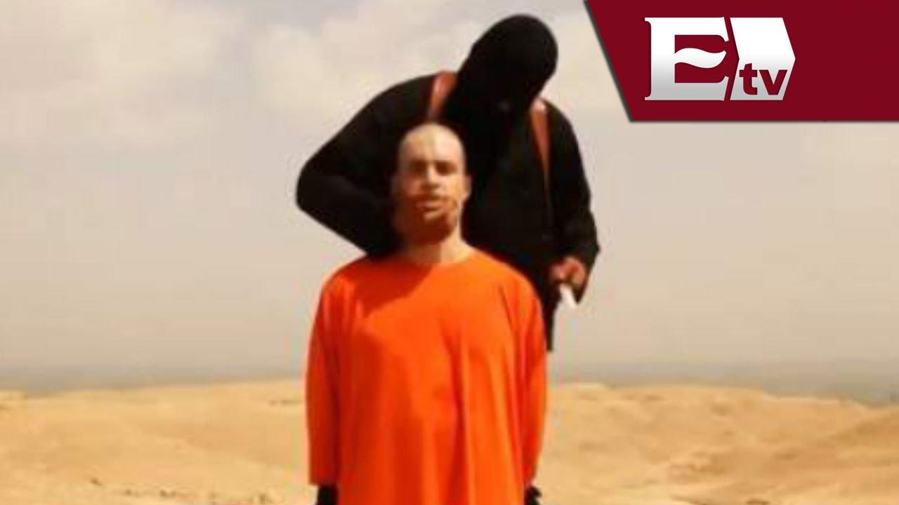 estadounidense decapitado en iraq: