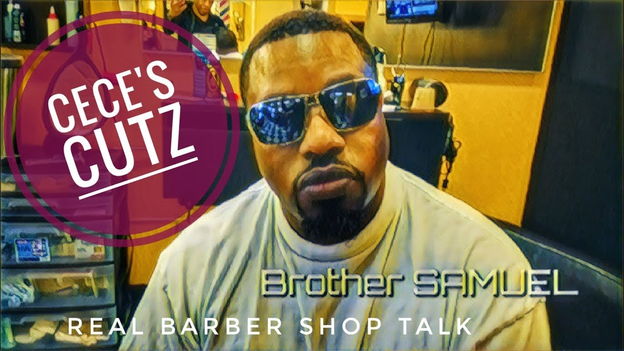 Barber Shop Talk Real Truth