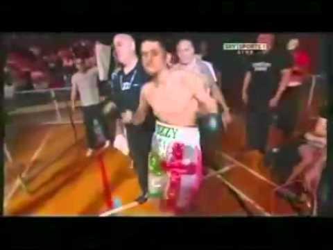 Funniest Boxing Entrance Usman Ahmed, Uzzy