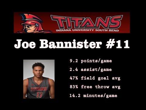 Joe Bannister Recruitment Video
