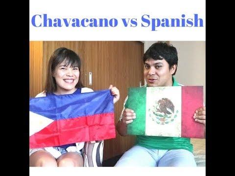 Chavacano vs Spanish Language Challenge - YouTube
