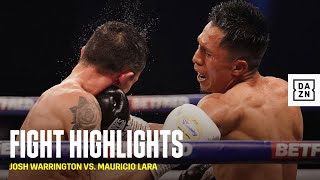 HIGHLIGHTS | Josh Warrington vs. Mauricio Lara