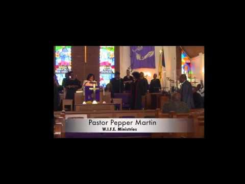 Pastor Pepper Martin DHCC