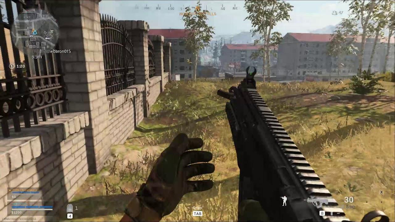 Igramo Call of Duty Warzone