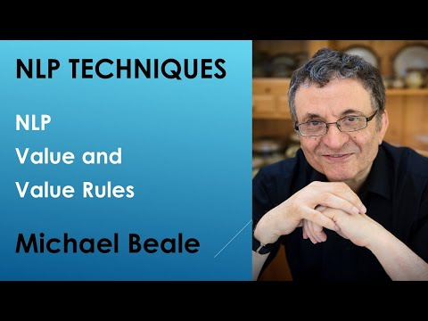 NLP Techniques | Values and Value Rules