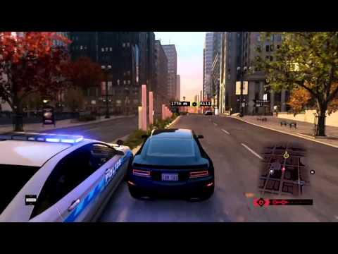 Watch Dogs (Multiplayer Gameplay Demo)