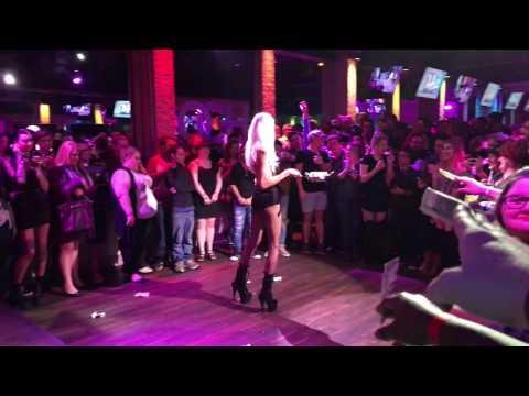 Bambi PVC performing Ahi Tuna Seared by Njena Reddd Foxxx - 1/22/17