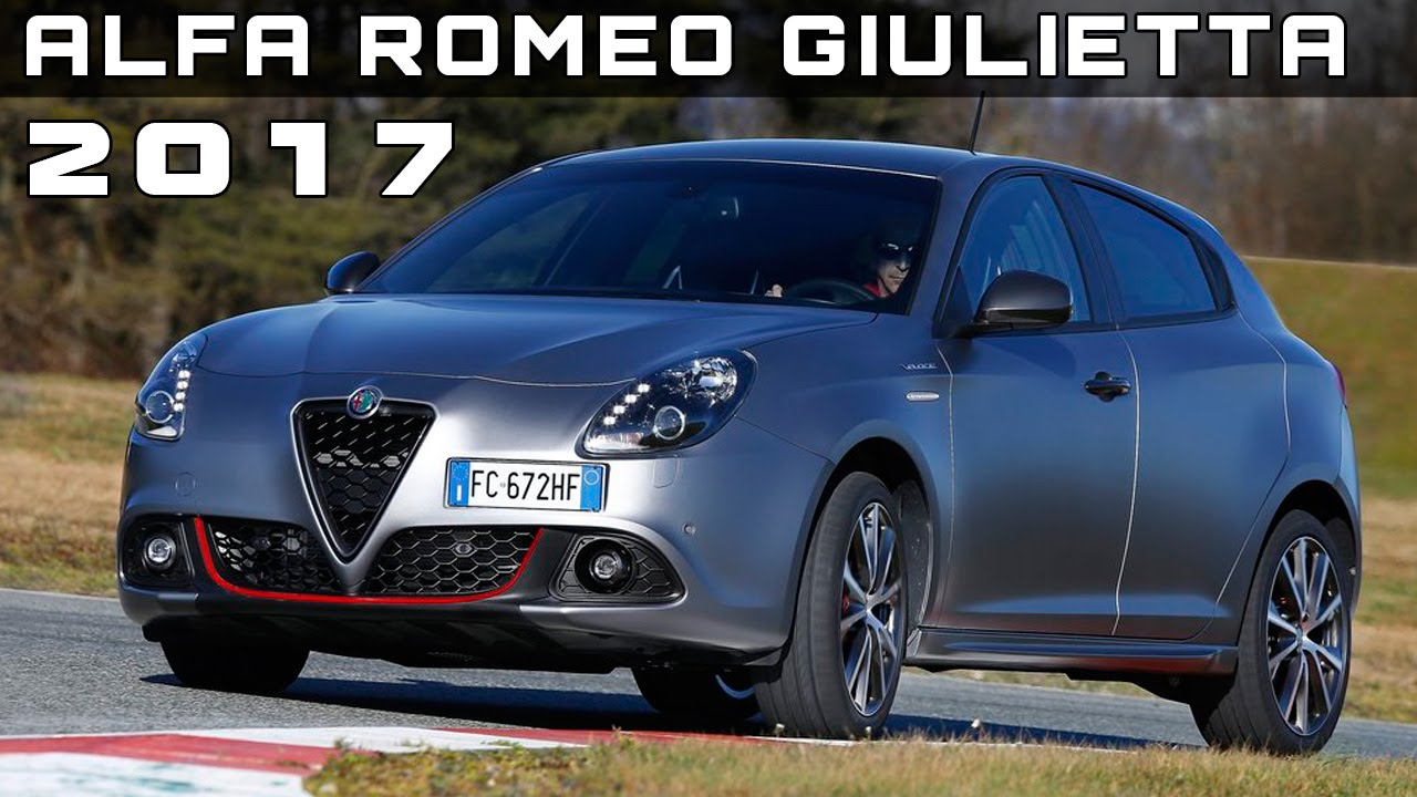2017 Alfa Romeo Giulietta Review Rendered Price Specs Release Date You