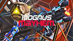 MOGNUS - MAYHEM (BEST GOALS, DRIBBLES)