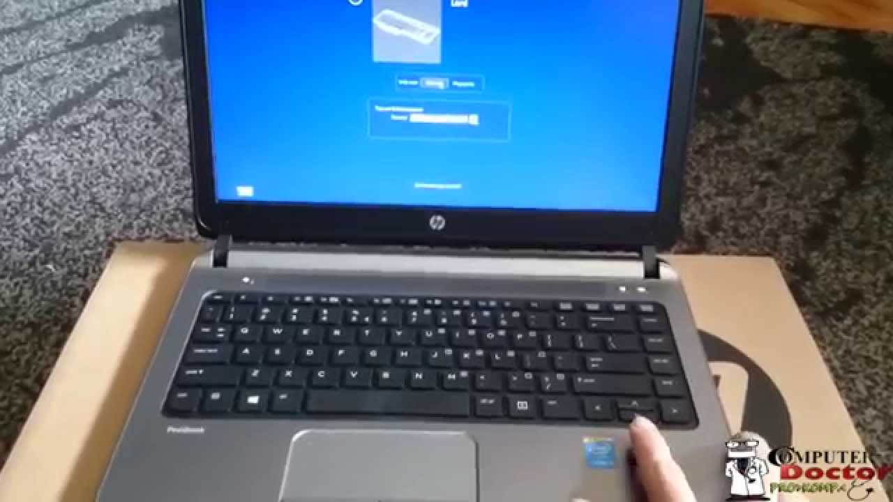Unboxing HP ProBook 430 G2 i5 5200U [mini review]