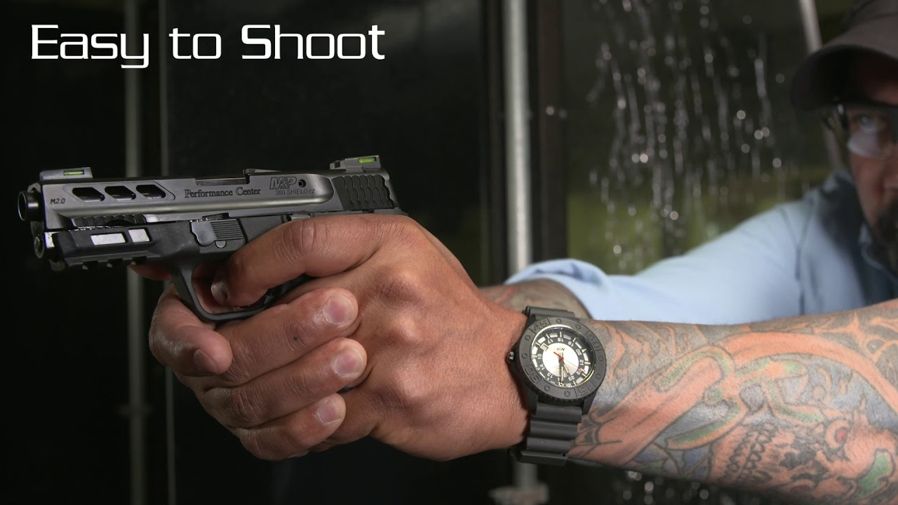 Explore the Enhanced Features of the Performance Center M&P380 Shield EZ