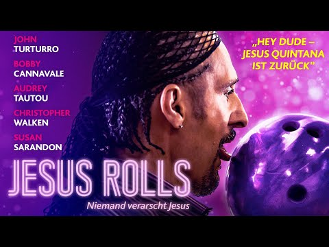JESUS ROLLS - Niemand verarscht Jesus I Offizieller Trailer