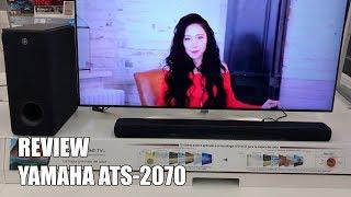 Review Yamaha ATS-2070 Nueva Barra de Sonido Bluetooth 2017