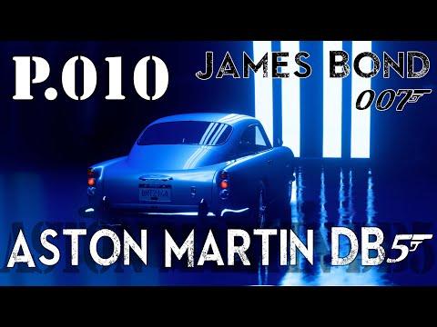 Сборка Aston Martin DB5 - Part 10 (EagleMoss)