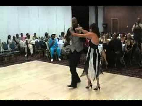 Vinson and Bonae -Gary IN Steppers Contest 2007