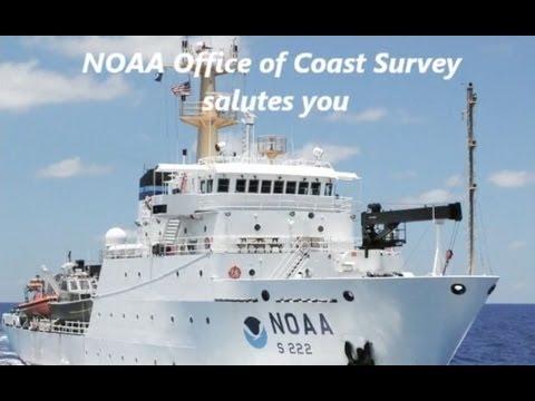 Happy New Year from Coast Survey