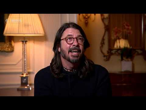 Full interview: Dave Grohl on Nirvana's success, his musical awakening and stories from the road