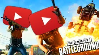 40 YOUTUBERS, 1 GAME - PUBG: Battlegrounds