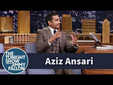 Aziz Ansari's Real-Life Dad Is a Hit on Master of None - YouTube