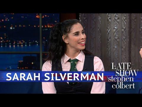 Sarah Silverman Has Tough Love For America