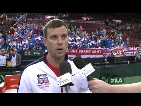 Interview: Captain Leon Smith (GBR)