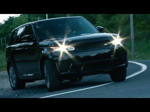 2015 Range Rover Sport SVR - TestDriveNow.com Review by Auto Critic Steve Hammes