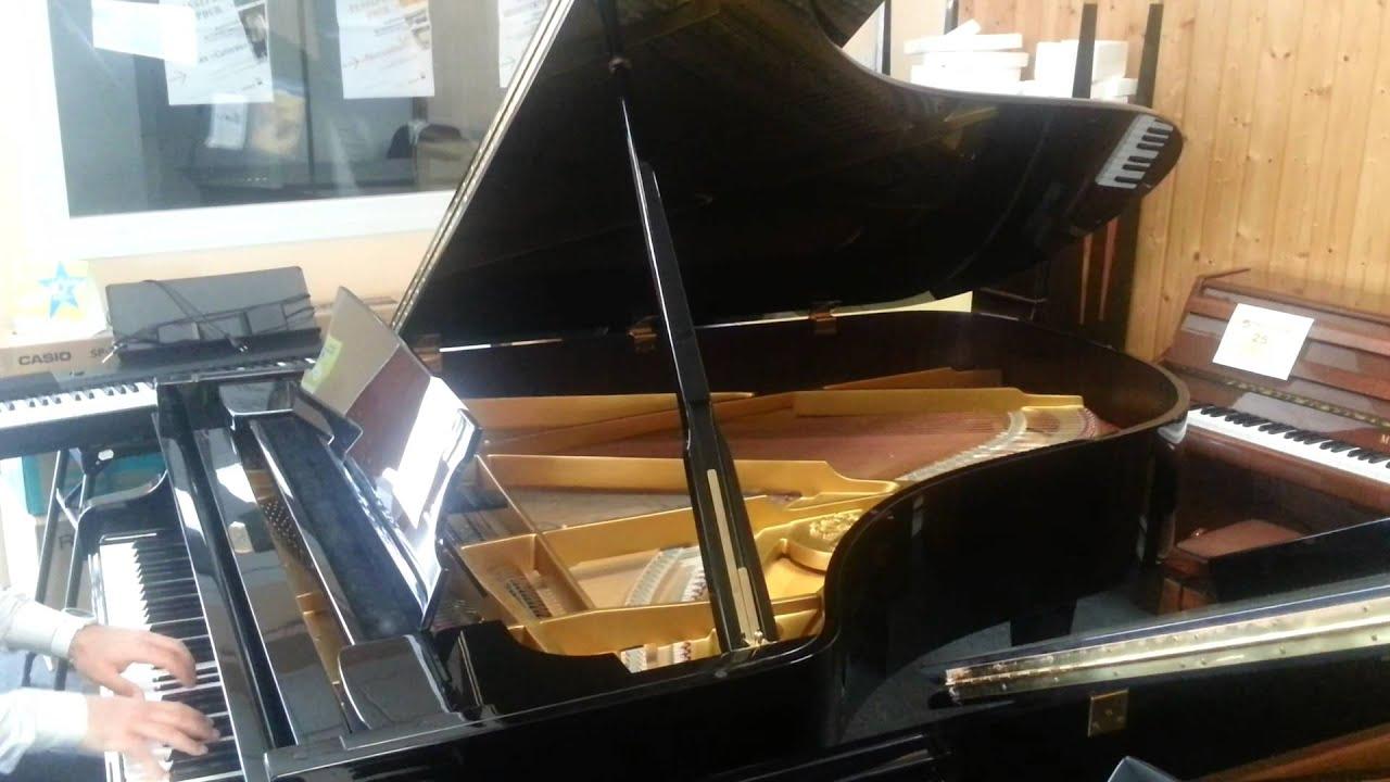 1 piano queue schimmel 208 pianos schaeffer youtube. Black Bedroom Furniture Sets. Home Design Ideas