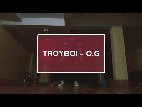 Troyboi - O.G | Dance Video