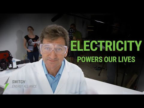 Electricity Powers Our Lives