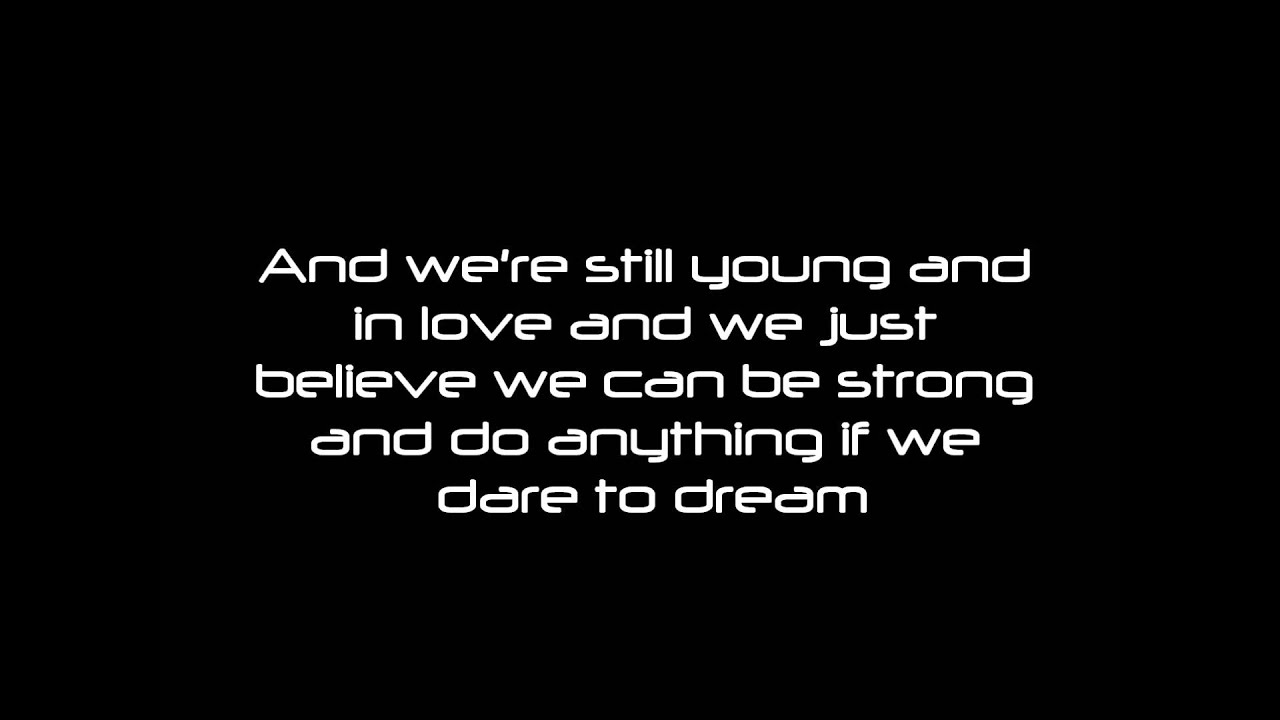 Olivia Newton-John - Dare To Dream Lyrics | MetroLyrics