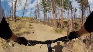 Biking Crawford Trails - Rocky Screech - Norco Storm Hardtail