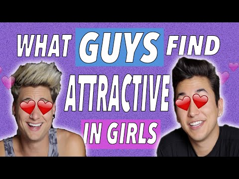 Things GUYS find attractive in GIRLS ! (ft. Bradlee) | Brennen Taylor