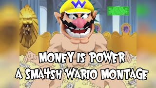 Money is power - A Sm4sh Wario Montage