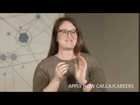 The Exciting Future Of GM Canada & Loving Your Job - Engineer Lynn Dony