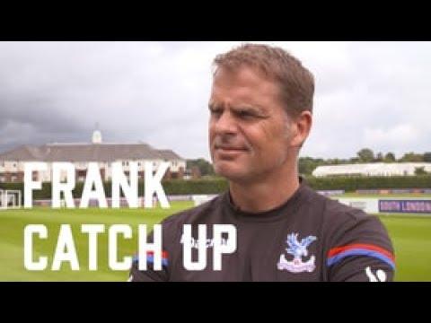 Frank De Boer | Catch up