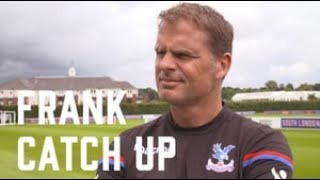 Frank De Boer | Catch up