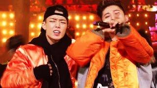 《UNIT》 iKON(아이콘) - 이리오너라(ANTHEM) @인기가요 Inkigayo 20151129