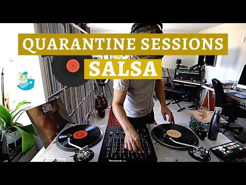QSessions 🎵 SALSA Vinyl Set | Fania Records +