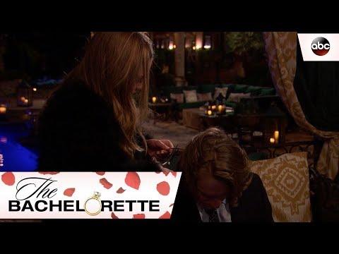 Hannah Gives John Paul Jones A Haircut - The Bachelorette Deleted Scenes